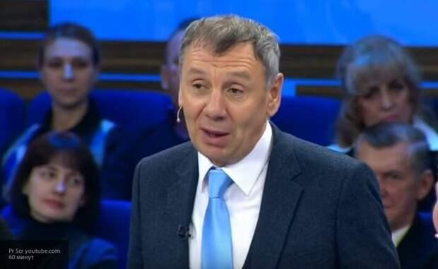 Марков объяснил, почему Россия оказывает помощь странам Запада