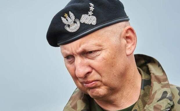 Польский генерал: зачем России нападать на Польшу, если мы всё равно делаем то, что хочет Путин