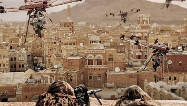 «Умное» вооружение: как дроны и роботы выступают на поле боя