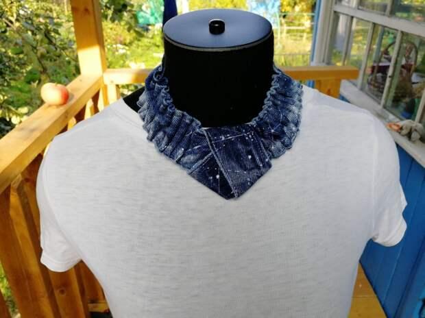 Три украшения из пояса от джинсов своими руками