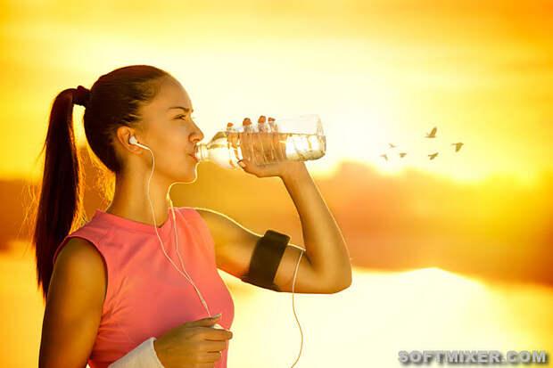 Что пить в жару