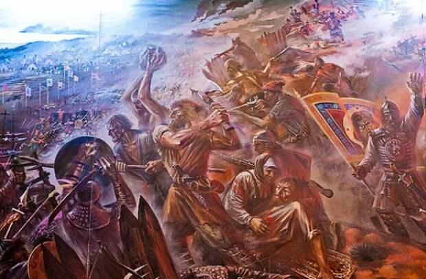 Албазинская осада: казаки против китайцев
