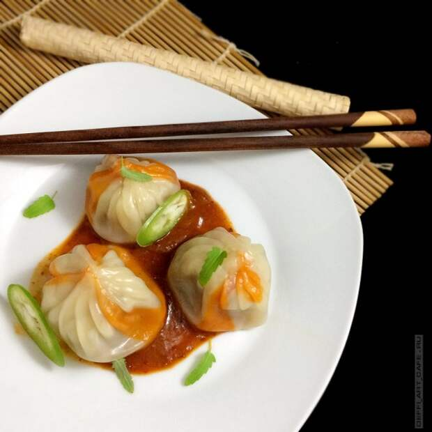 Рецепты по четвергам. Клёцки, ньокки, галушки, вареники. Тибетские момо
