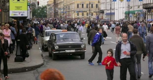 Россия в нулевые годы - десятилетие, которого словно не было