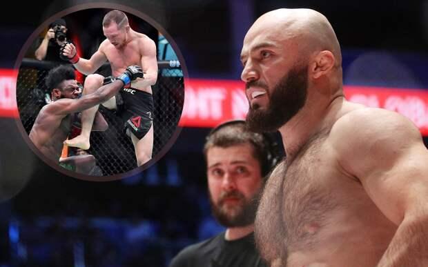 «Ошалеть! Как же так?» Исмаилов отреагировал на скандал с дисквалификацией русского бойца UFC Петра Яна в США