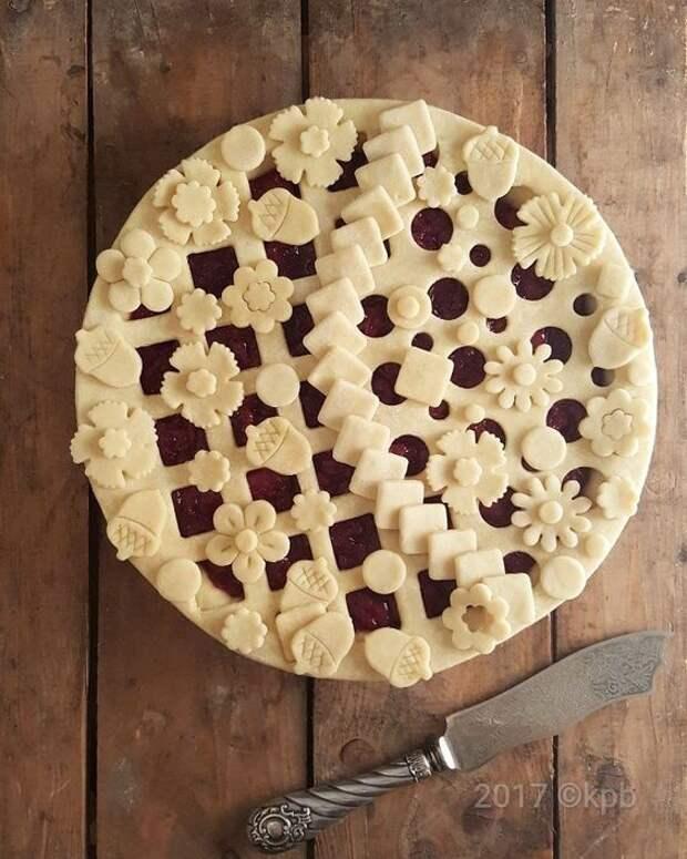 Красивые пироги (трафик идей)