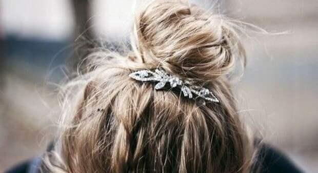 Hair Brooch (подборка)