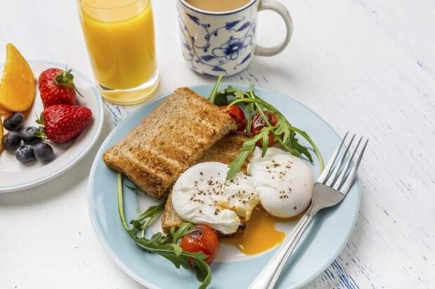 5 завтраков за 10 минут - Портал Домашний