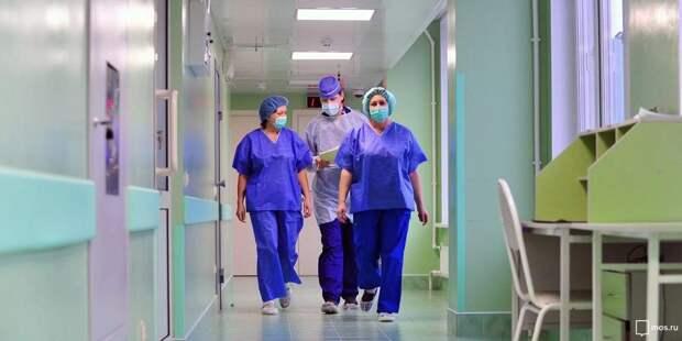 Собянин открыл после капремонта клинику урологии ГКБ им Спасокукоцкого. Фото: mos.ru