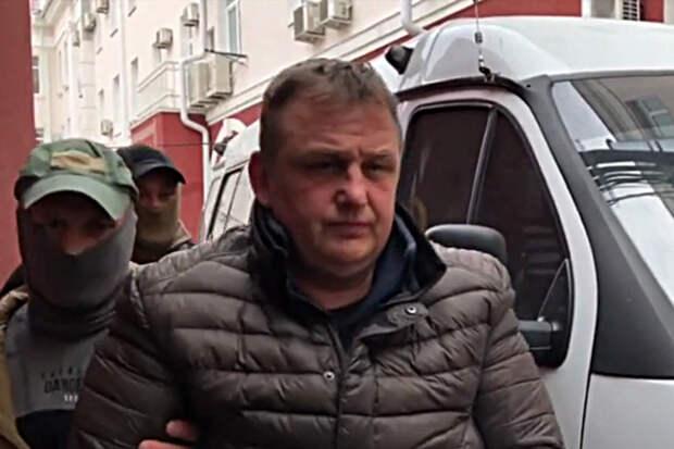ФСБ задержала в Крыму россиянина, работающего на Украину