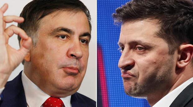 Военкоры: Зеленский действует четко по сценарию Саакашвили
