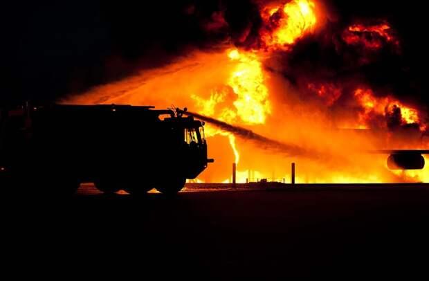В Перми трое работников порохового завода пострадали при пожаре
