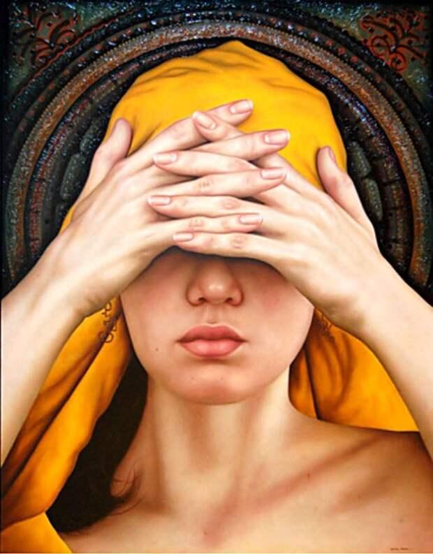 Романтично-реалистичные картины. Santiago Carbonell