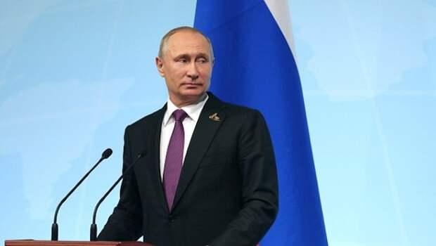 Путин назвал победителя предстоящего ЧМ-2018