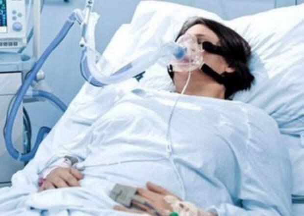 В больницах Закарпатья не хватает мест для больных коронавирусом