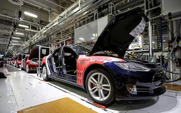Тесла хуже Лады: у 9 из 10 автомобилей есть дефекты