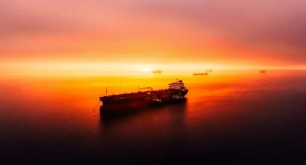 Подбитый нефтефил ищет спасение от «черного золота»