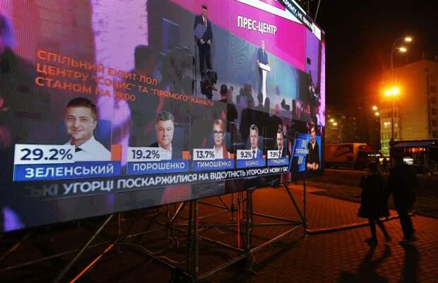 Украина: эпоха доминирования майданных политиков подходит к концу?