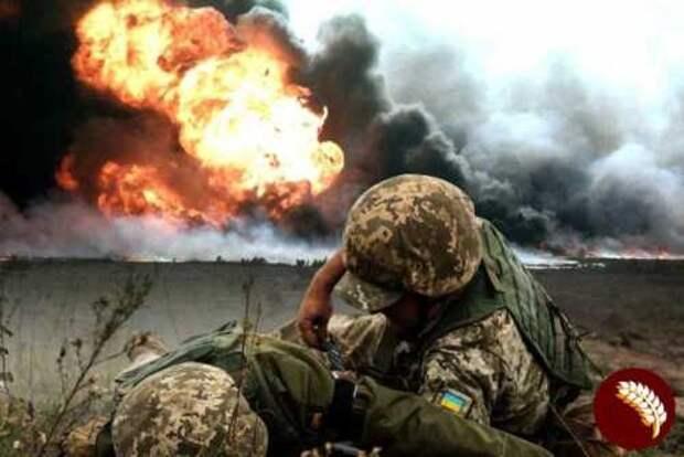 Иностранные наёмники в степях Донбасса