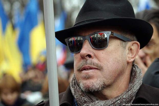 «Оставьте иллюзии»: украинцы разочаровались в своем «друге» Андрее Макаревиче
