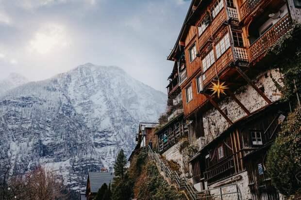 Сказочная деревня Гальштат глазами грузинского фотографа Дито Тедиашвили