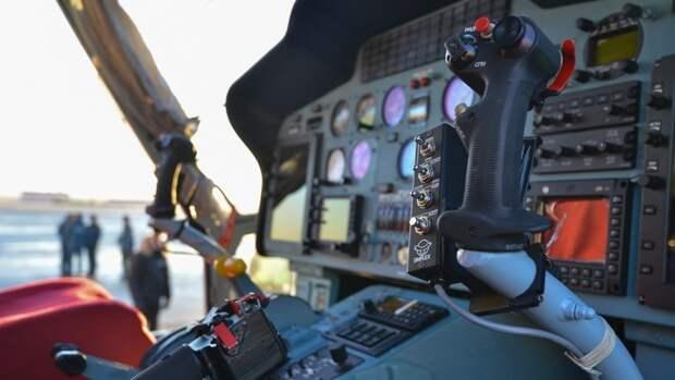 На МАКС-2021 показали модифицированную версию вертолета Ка-32А11М