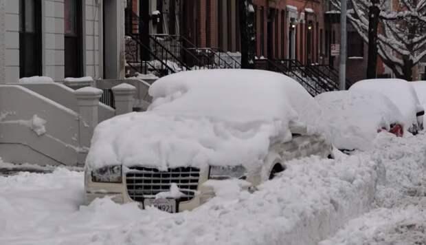 Снег и сугробы в Нью-Йорке – чему нам стоит поучиться у США