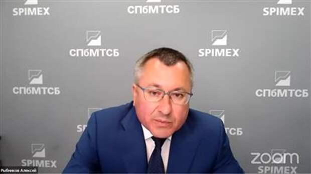 Алексей Рыбников, президент СПбМТСБ