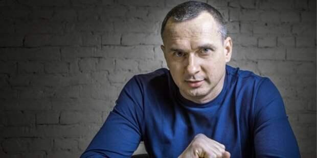 Сенцов прокомментировал поведение Зеленского в Золотом, но вшивым террористам слова не давали украина, сенцов, зеленский