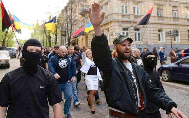 Украина не имеет отношения к ВОВ