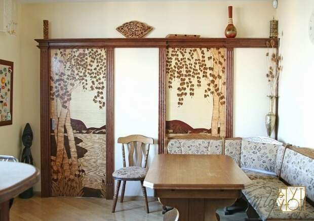 Техника маркетри: деревянная мозаика. Советы специалиста