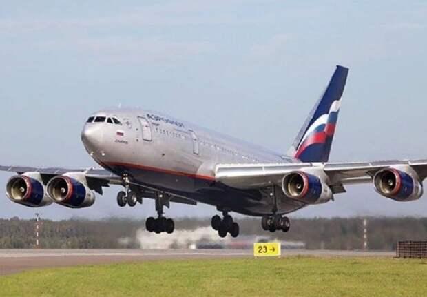 «Аэрофлот» отменил 13 рейсов на 22 июня из-за непогоды