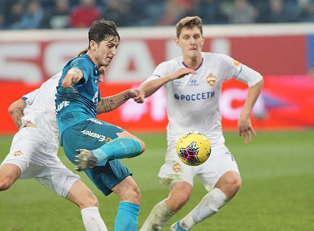 «Милан» предложит Азмуну контракт на 4 года с зарплатой больше, чем в «Зените»