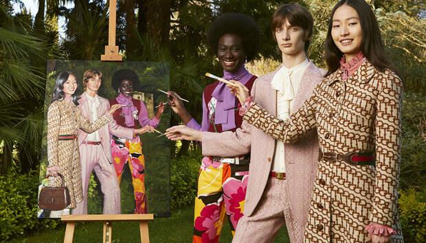 Gucci запустили собственный концепт-стор. В нем будут представлены винтажные вещи бренда и работы молодых дизайнеров со всего мира