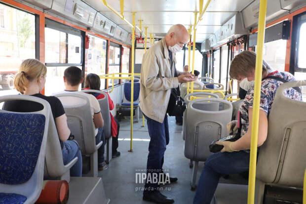 Правда или ложь: нижегородцы смогут бесплатно зарядить телефон в автобусах?
