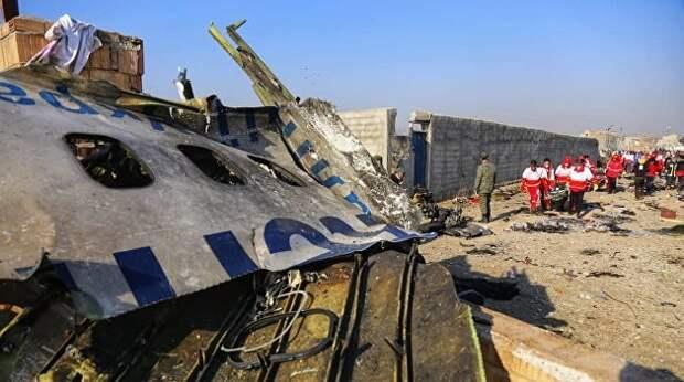 Украинский «боинг» сбила иранская ракета? 3 главных факта