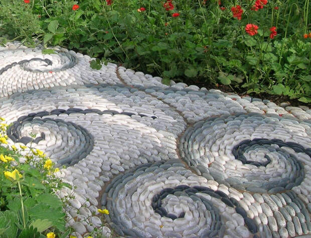 Материал для садовой дорожки Авторский блог о ремонте и строительстве