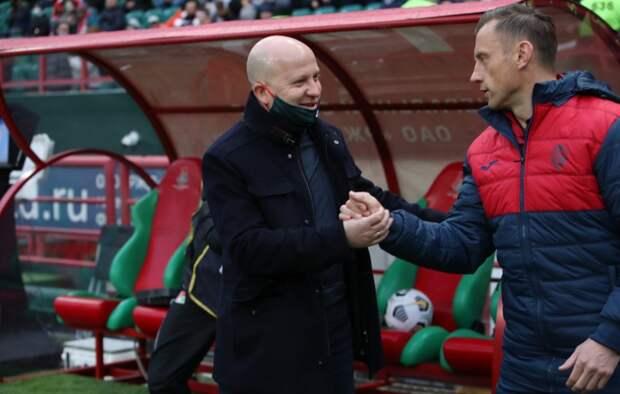 «Каждая следующая победа становится лучшей». Николич и Олич — после кубкового дерби
