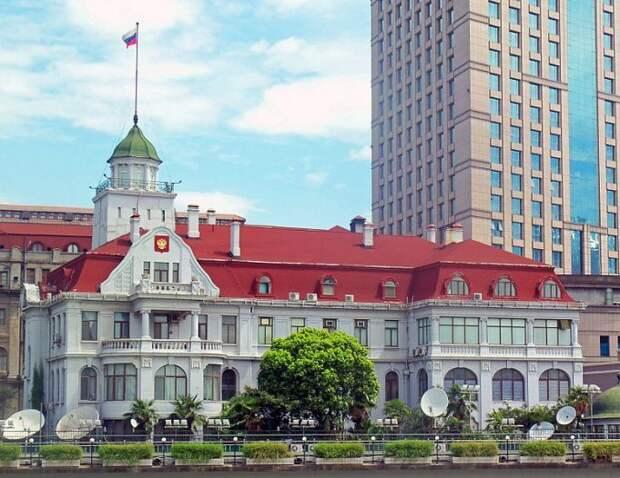 Роскошные посольства России в других странах