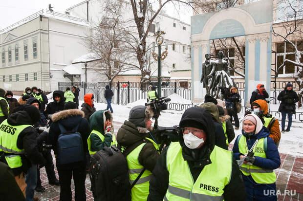 Cоюз журналистов неподдержал введение QR-кодов для репортеров