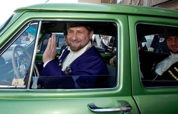 Автопарк Рамзана Кадырова: какие машины имеются в коллекции президента Чечни