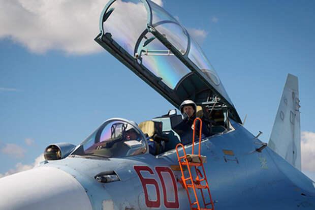 Су-27 доработают после Сирии