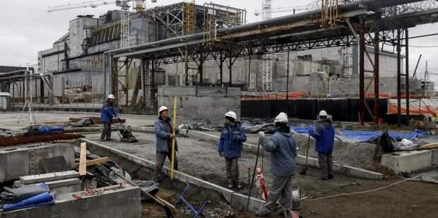"""Украинские атомщики предупредили об угрозе """"очередного Чернобыля"""""""
