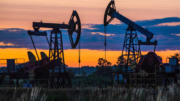 На1% выросла добыча нефти вРоссии в2019 году