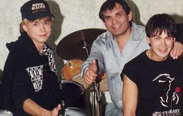 Владимир Левкин, Бари Алибасов и Владимир Политов | Фото: uznayvse.ru