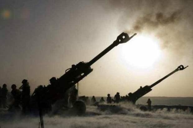 Армия ДНР нанесла массированный ответный удар по позициям ВСУ