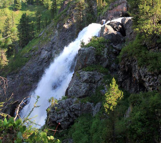 Коккольского водопада