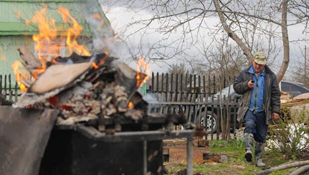 Начало дачного сезона в Новгородской области