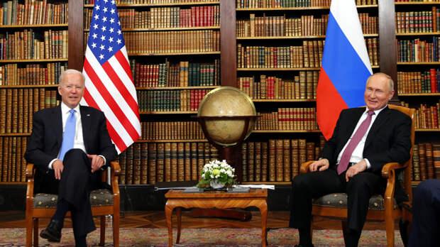 В Женеве Байден подпал под магию Путина. Раскрываем секреты переговоров на высшем уровне