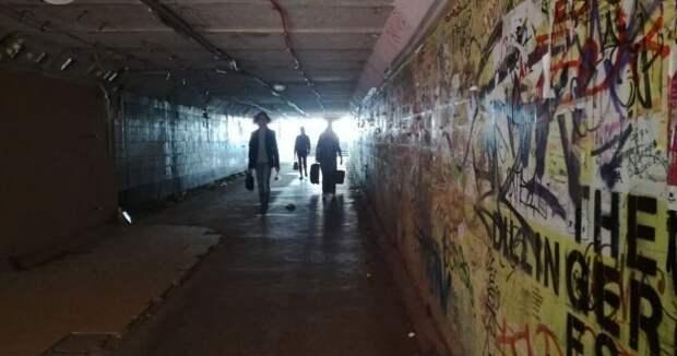 В подземном переходе возле УдГУ могут появиться новые граффити